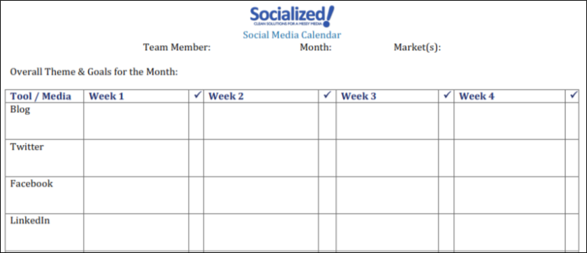 Social media plan pdf, marketing firms in dallas, what is a