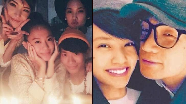 Who is rainie yang dating