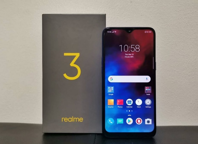Realme 3 Pro to Sport SD 710 and up to 6GB RAM?