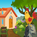 Games4King Cute Rooster R…