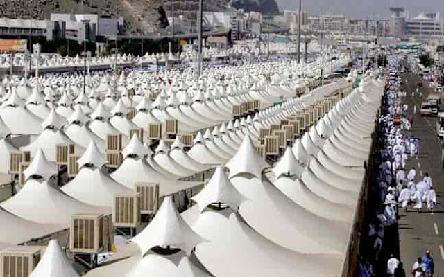 HAJJ REGISTRATIONS FOR DOMESTIC PILGRIMS IN SAUDI ARABIA