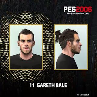 Bale face pes6