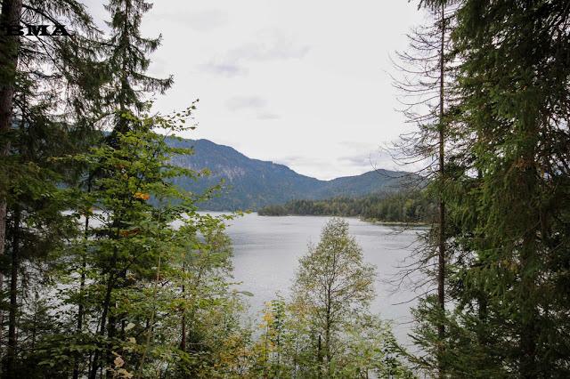wandern Eibsee wandern Bayern Garmisch-Partenkirchen BMA Best Mountain Artists