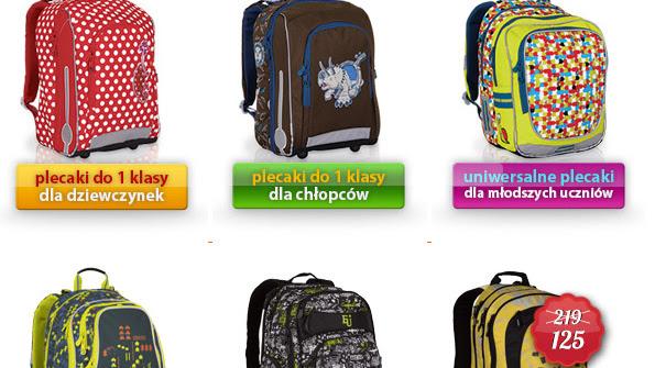 Jak dobrać szkolny plecak i jak podpisać przybory, żeby nie zaginęły? - Czytaj dalej »