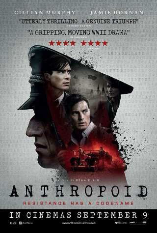 Anthropoid [2016] [DVDR] [NTSC] [Latino]