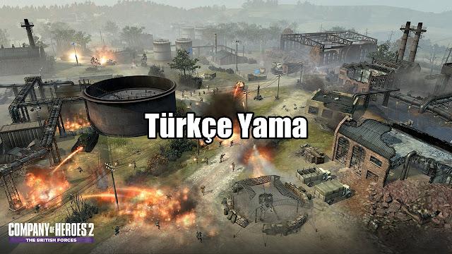 Company of Heroes 2 Türkçe