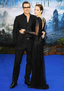Angelina Jolie files for divorce from husband Brad Pitt
