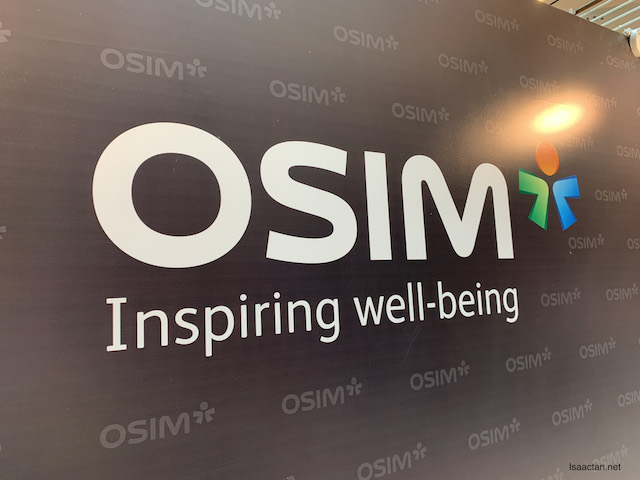OSIM: Inspiring Well-Being