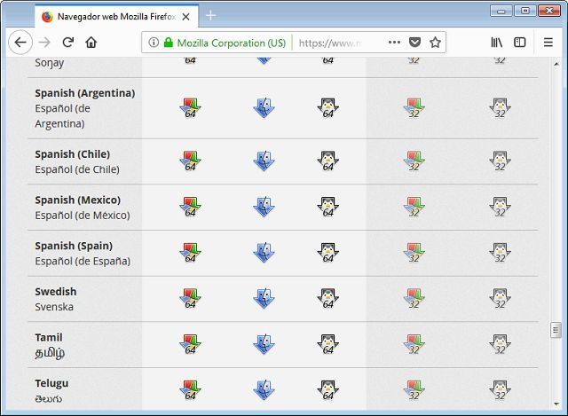 Cómo descargar instaladores sin conexión de Firefox - El Blog de HiiARA
