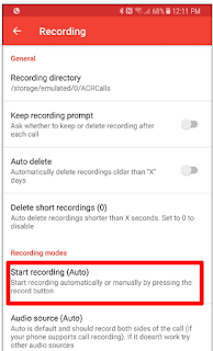 Bisakah Merekam Panggilan Telepon di Galaxy S9 / S8 / S7 / S6 / S5