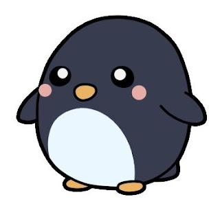 Imágenes Kawaii Tiernas Hermosas Amor animales pinguino para dibujar facil