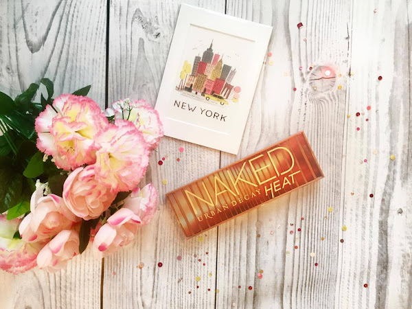 REVIEW: URBAN DECAY NAKED HEAT PALETTE