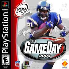 NFL Gameday 2004 - PS1 - ISOs Download