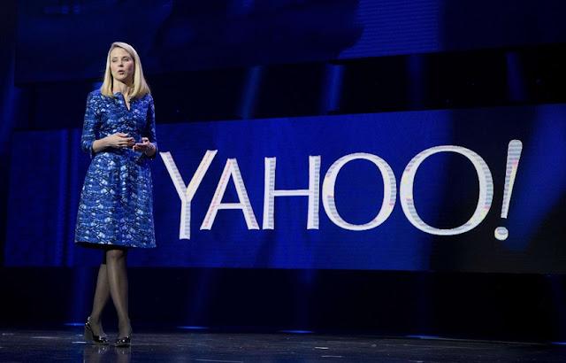 Marissa Mayer quitte Yahoo!