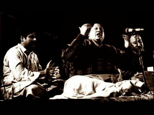 Lyrics Saya Bhi Saath Jab Chor Jaye Aisi Hai Tanhaee Song by Nusrat Fateh Ali Khan