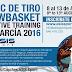 🏀 CLINIC DE TIRO 8-13ago'16