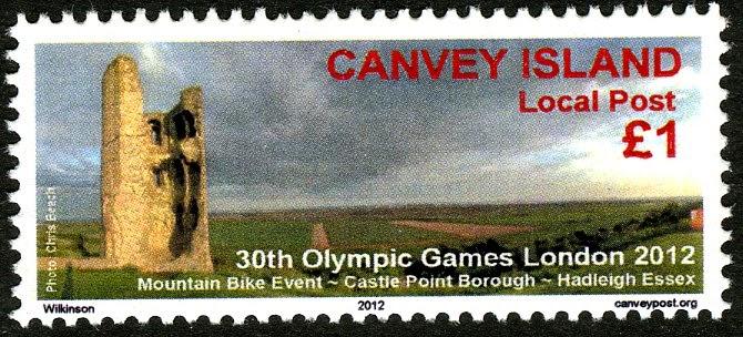 London Olympics Mountain Bike Event