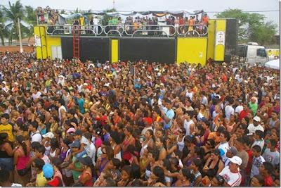 Resultado de imagem para carnaval areia branca rn