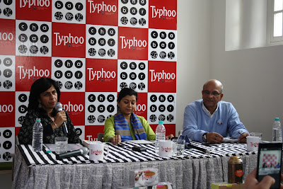 Tea by Typhoo and Talk on benefits hosted by Sharmila Chand