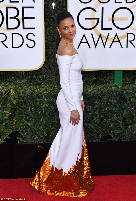 Golden Globes 2017, Thandie Newton