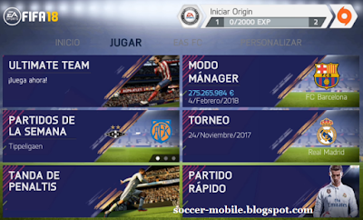 Download FIFA 14 Mod v9 Deluxe | FIFA 14 Mod FIFA 18 Android
