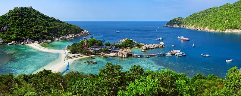 Thailand - Five Destinations Under 30 Dollars Per Day