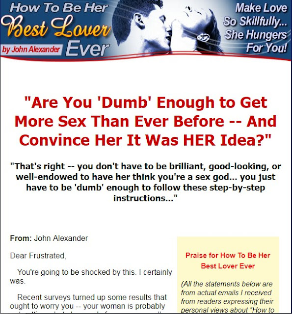 How To Be Her Best Lover Ever.