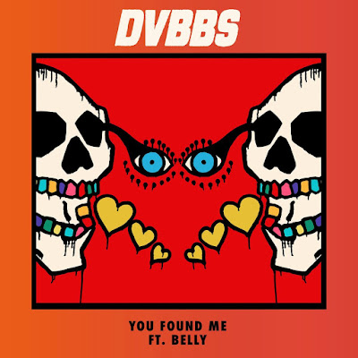 "DVBBS team up with Belly for ""You Found Me"""