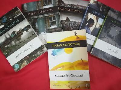 Gecenin Gecesi Hasan Ali Toptaş