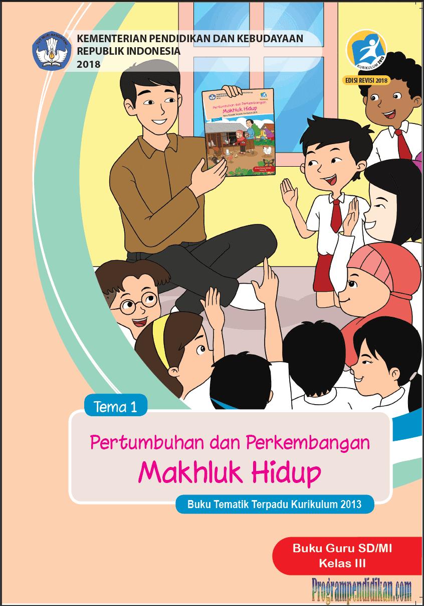 buku kurikulum 2013 kelas 3