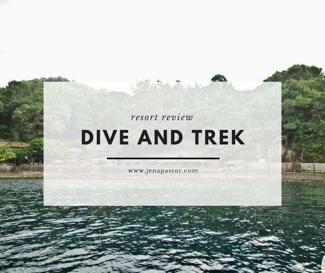 resort review for dive and trek