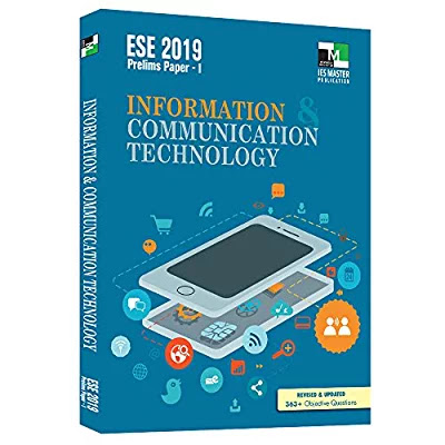 ESE 2019 - Information and Communication Technology by IES Master