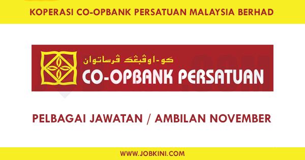 Koperasi Co-opbank Persatuan Malaysia Berhad