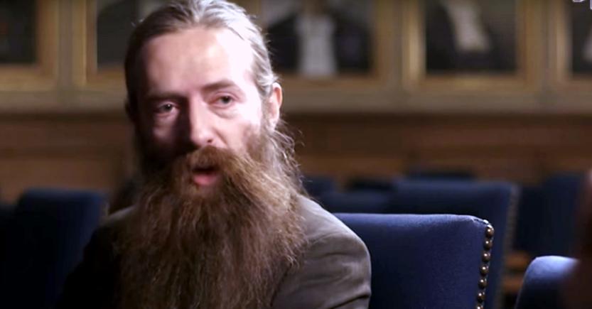 Aubrey De Grey on the Disease Called Aging
