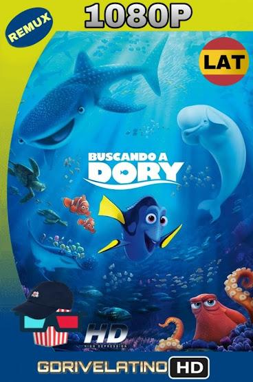 Buscando a Dory (2016) BDRemux 1080p Latino-Ingles MKV