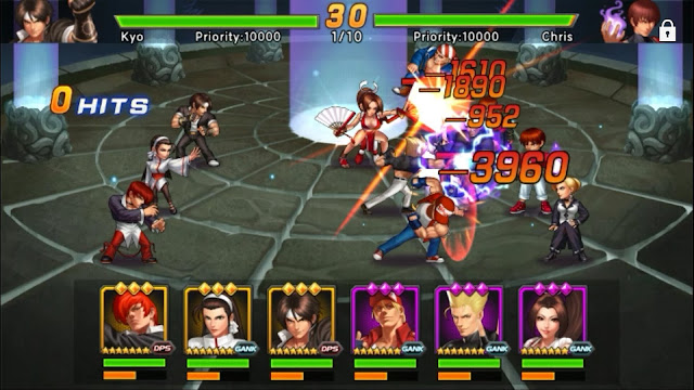Juego The King Of Fighters 98 Kof 98 Um Ol Para Celular Y Tablet