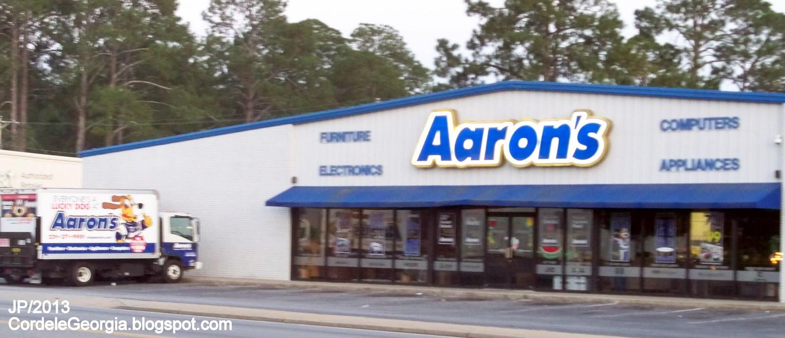 Aarons Furniture Store