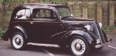 1938 - 1939  Ford 7Y eight pictures gallery
