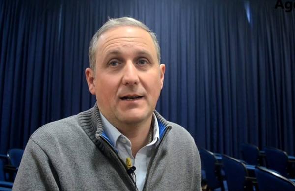 Javier Utermark - alcalde de dolores