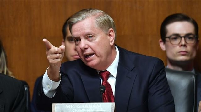 Hawkish US Senator Lindsey Graham warns Iran of 'overwhelming military response'