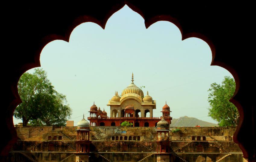 Moosi Maharani ki Chhatri- Alwar, (AD) ~ Historical Places