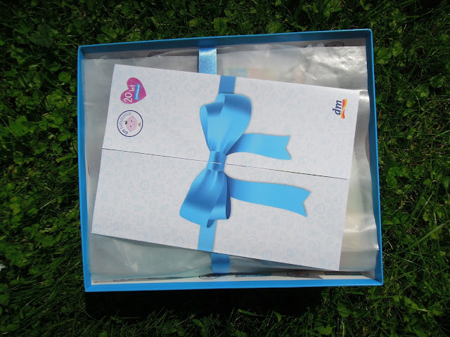 baby dm box 20 let babylove