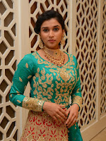 Mannara Chopra dazzling look at wedding vows event-cover-photo