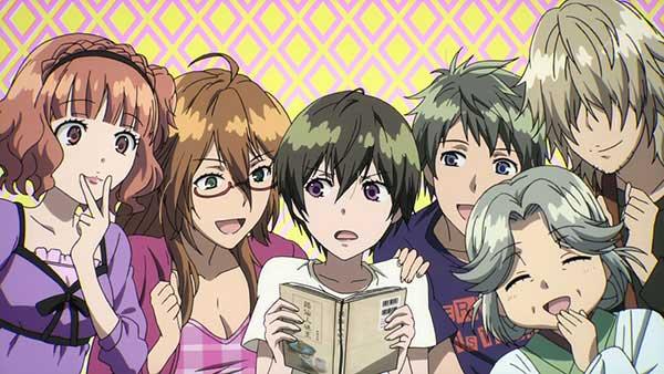 Bokura wa Minna Kawaisou - Anime kakak kelas dan adik kelas
