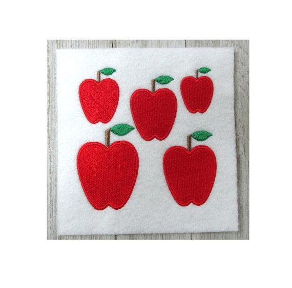 Adelaidescorner Filled Stitch Machine Embroidery Design Mini