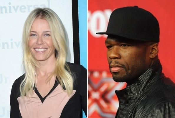 Chelsea dating 50 cent