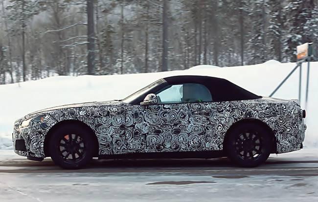2017 BMW Z4 Redesign