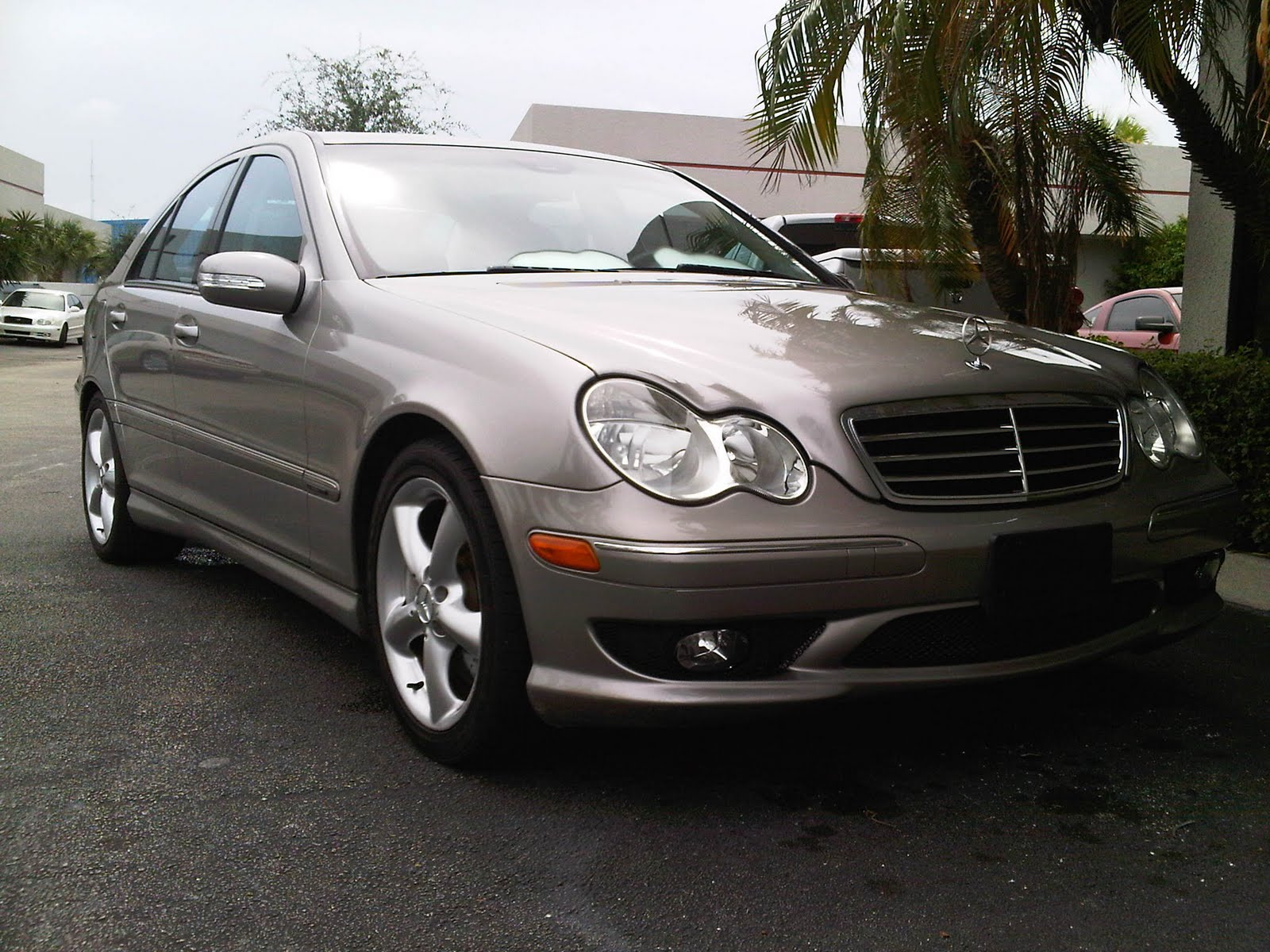 awesome motors inventory 2006 mercedes benz c230 sport. Black Bedroom Furniture Sets. Home Design Ideas