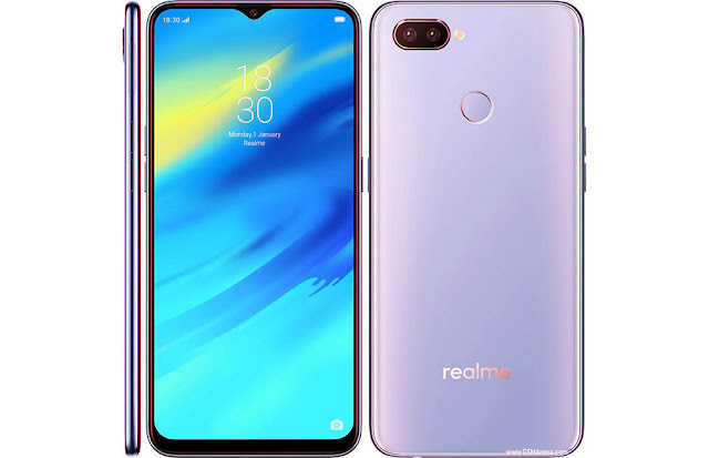 Oppo Realme 2 Pro Smartphone Full Specification and Price