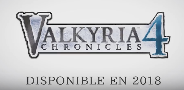 Se anuncia Valkyria Chronicles 4